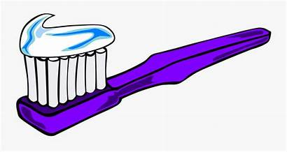 Toothbrush Tooth Brush Clipart Paste Clipartkey