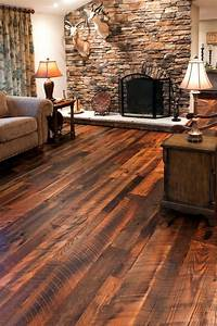 22 reasons why you should try barn wood flooring for your With barn wood rooms