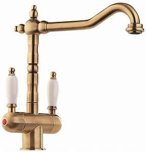 Robinet Cuisine Brico Depot : robinet m langeur en bronze pour un style r tro vintage ~ Dailycaller-alerts.com Idées de Décoration