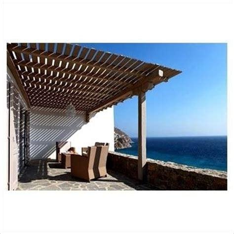 tettoie in legno per balconi tettoie per balconi pergole tettoie giardino