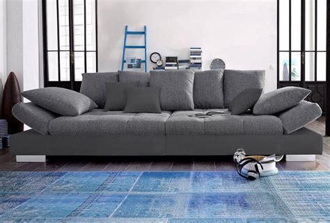 large loveseat big sofa wahlweise mit rgb led beleuchtung kaufen otto