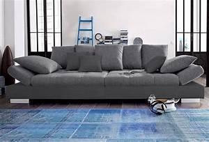 Big Sofa Led Beleuchtung : big sofa wahlweise mit rgb led beleuchtung kaufen otto ~ Bigdaddyawards.com Haus und Dekorationen