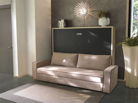 lit canapé escamotable ikea space con divano 001 wallbed
