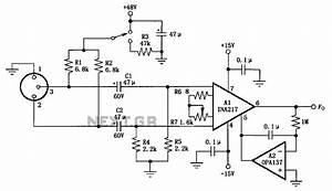 image result for circuit diagram of mic preamp pre amp With with mic wiring diagram wouxun microphone wiring diagram digital voice