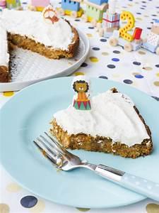 Kuchen Für Kleinkinder : gesunder geburtstagskuchen f r kinder m hrenkuchen ohne zucker ~ Watch28wear.com Haus und Dekorationen