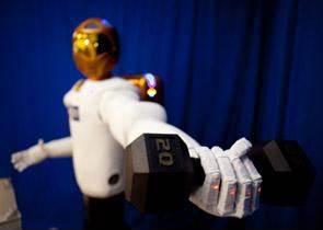 GM and NASA Create Robonaut and Mounds of Hype