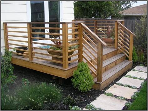 simple deck railing ideasjpg  pixels railing