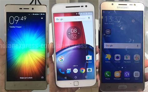 reliance jio 4g sim top budget phones that are compatible technology news the indian express