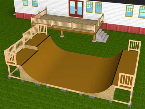Building A Halfpipe In Your Backyard by 4 Halfpipe W Extension Skateboard Stuff Skateboard