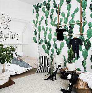 Add a Little Cactus Chic to your Kids Room - Petit & Small