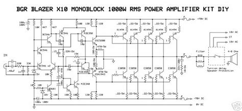 incredible  power amplifier  innovation