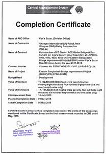 Sample design of certificate gallery certificate design and template project completion certificate format for mca images certificate design and template yelopaper Images