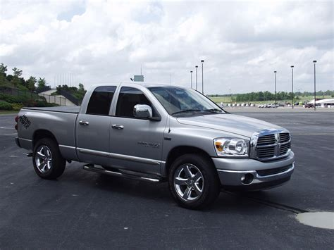 2007 Dodge Ram by 007 Hemi 2007 Dodge Ram 1500 Regular Cab Specs Photos