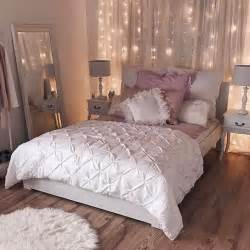String Lights Ideas Bedroom