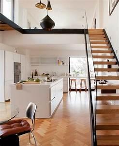cuisine sous escalier une partie de la cuisine sous l 39 With meuble de rangement hall d entree 11 placard sous escalier sur mesure paris nantes vannes