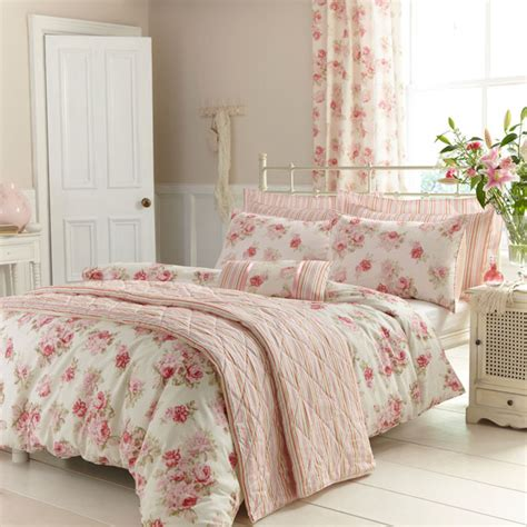 Dunelm Mill Isabella Floral Bedding Range Review Cosy