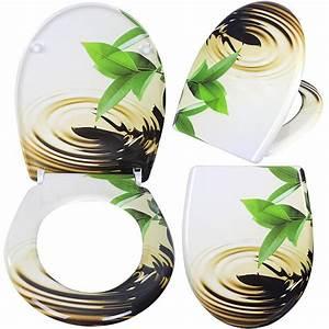 Wc Sitz Absenkautomatik Duroplast : toilettendeckel wc sitz duroplast klodeckel deckel mit absenkautomatik bunt 99 ebay ~ Bigdaddyawards.com Haus und Dekorationen