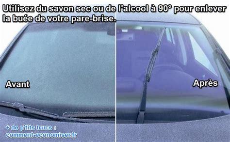nettoyer vitre interieur voiture comment laver interieur pare brise