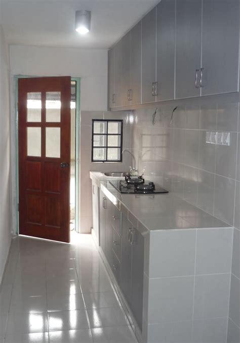 kabinet dapur rumah flat google search kitchen