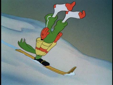 The Art Of Skiing 1941