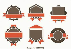 Blank Badge Template Vector - Download Free Vector Art ...