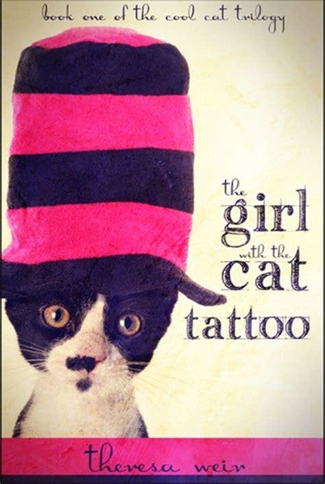 girl   cat tattoo cool cats   theresa weir