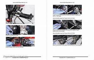 Suzuki Gz250 Marauder Cyclepedia Printed Motorcycle