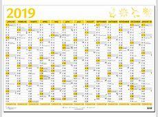 Kæmpekalender 2019