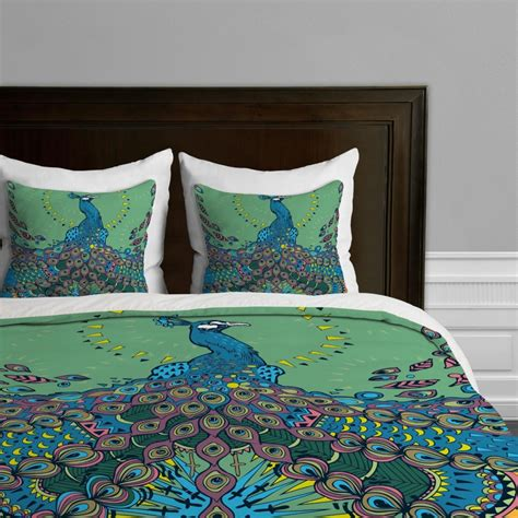 peacock bedroom decor awesome peacock bedding sets for a cool bedroom 12811