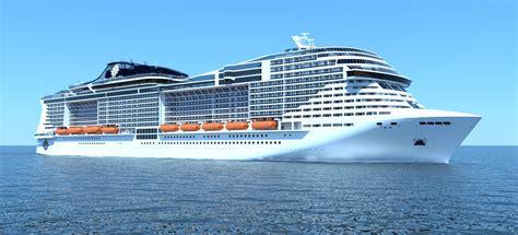 Info on MSC's Vista Class ships.