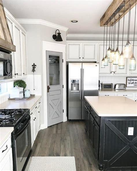 Modern Farmhouse Kitchen? 40+ It's Easy If You Do It Smart