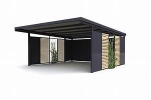 Carport Ohne Stützen : modularer carport mehr als nur ein dach ber dem auto ~ Sanjose-hotels-ca.com Haus und Dekorationen