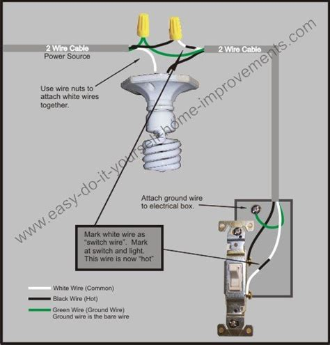 wiring up a light switch light switch wiring diagram