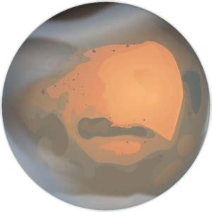 Mars Clipart Mars Clip At Clker Vector Clip