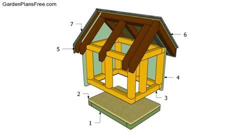 Cat House Plans  Free Garden Plans  How To Build Garden