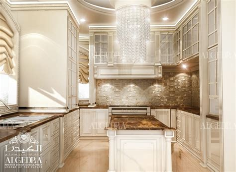 interior design of kitchen room تصميم داخلي للمطابخ تصميم مطابخ فخمة 7577