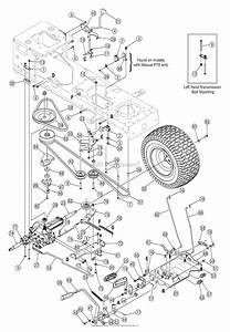 Mtd 13ab606h730  2005  Parts Diagram For Drive