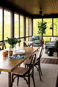 Screened, In, Porch, Ideas, For, A, Serene, Space