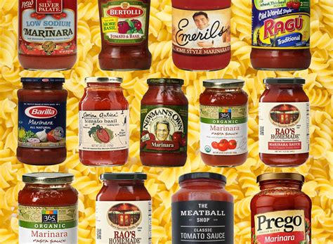 tested  pasta sauces      eat