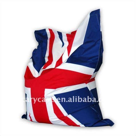 pouf poire drapeau anglais pouf avec drapeau anglais palzon