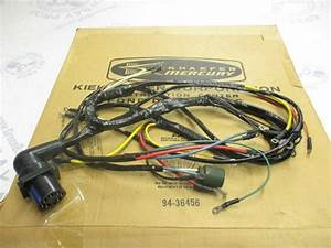 Marine Wire Harness