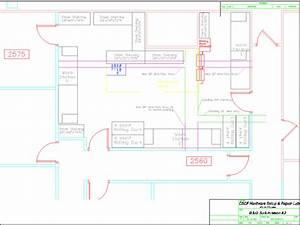 Cscf Proposed Hardware Floor Plan