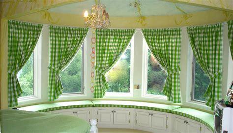 fresh bay window curtain decorating ideas 20018