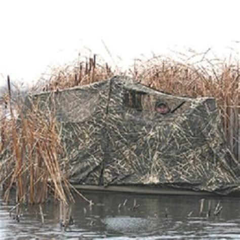 Top Rated Duck Hunting Boats by Momarsh Freedom Hunter Blind Fh Max5 Ultimate Hunting