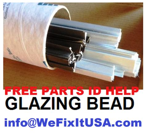 norco windows patio doors norco replacement repair parts weatherstrip glazing bead truth