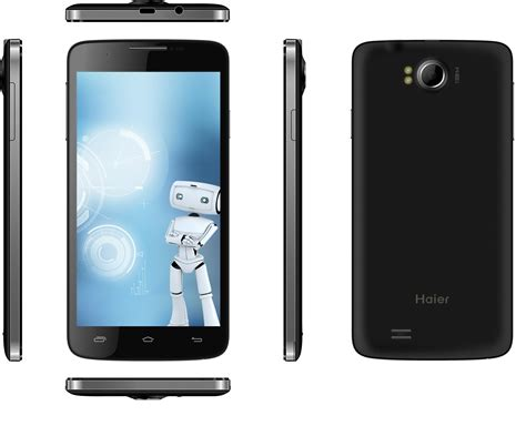 ifa  haier presente  smartphones   routeur