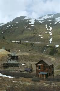 Abandoned Ghost Towns Colorado