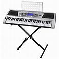 61 Key Electronic Piano Keyboard Music Key Board Organ ...