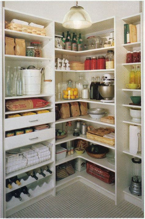 le cucine pi禮 36 best images about pantries for an organized kitchen on