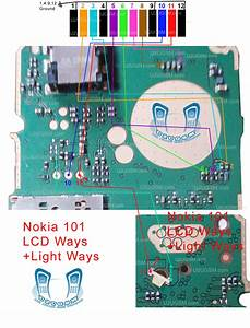 Nokia 101 Lcd Blank Display Ways Jumpers Problem Solution